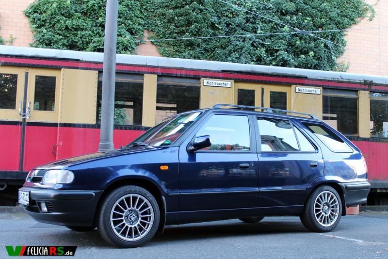 Škoda Felicia Combi